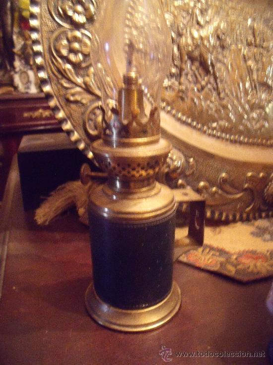 Antigüedades: ANTIGUO QUINQUEL - Foto 3 - 38475256