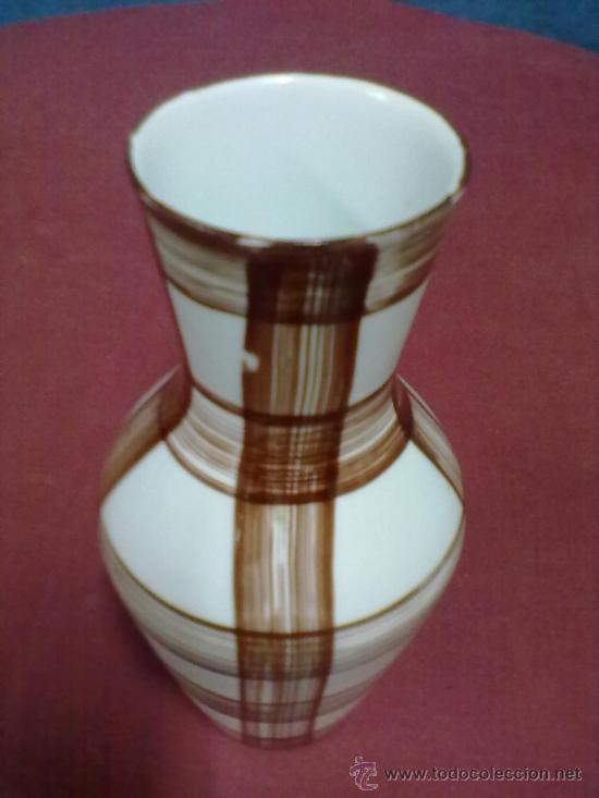 CASTRO JARRON PORCELANA SARGADELOS VINTAGE (Antigüedades - Porcelanas y Cerámicas - Sargadelos)