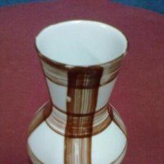 Antigüedades: CASTRO JARRON PORCELANA SARGADELOS VINTAGE. Lote 38513294