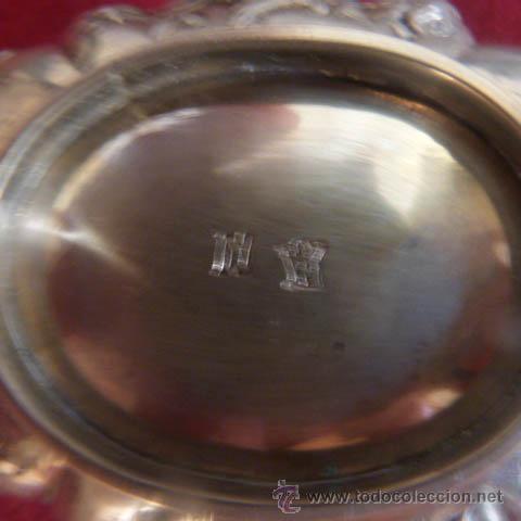 Antigüedades: Cofre de plata s.XVIII ,Francés - Foto 11 - 28264426