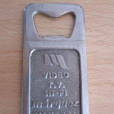 Antigüedades: ABRIDOR PUBLICITARIO. Lote 38534916