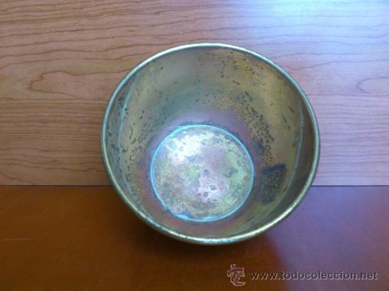 Antigüedades: Macetero antiguo en bronce - Foto 4 - 38538825