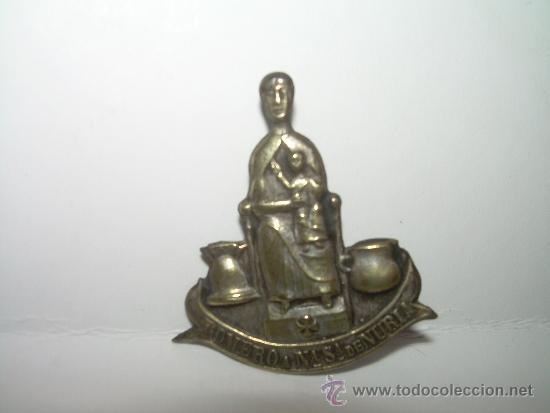 ANTIGUA MEDALLA...ROMERO A N.S. DE NURIA (Antigüedades - Religiosas - Medallas Antiguas)
