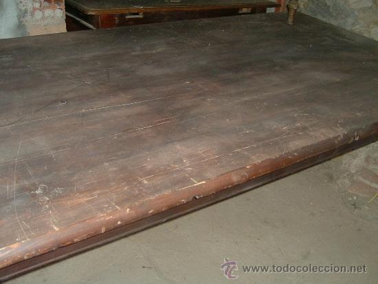 Antigüedades: Mesa rectangular - Foto 6 - 38576918