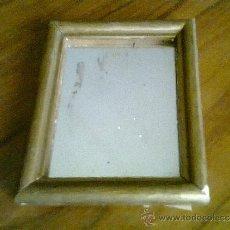 Antigüedades: ESPEJO MADERA. Lote 38588816