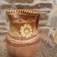 Antigüedades: JARRA DE BARRO . Lote 38592604
