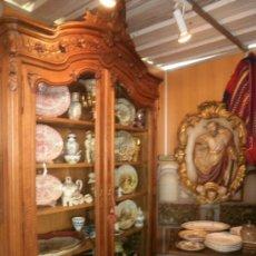 Antigüedades: VITRINA . Lote 38615857