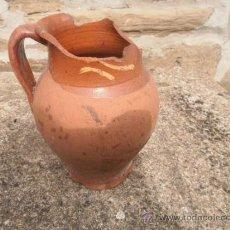 Antigüedades: JARRA DE BARRO . Lote 38699775