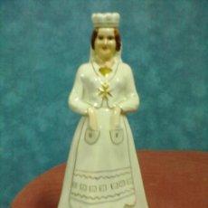 Antigüedades: BOTELLA VINHO BANDEIRA CON TAPON.VACIA. Lote 39040413