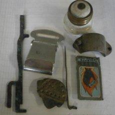 Antigüedades: LOTE DE 7 PIEZAS VARIADAS. Lote 38614565