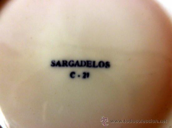 Antigüedades: PLATO SARGADELOS - Foto 5 - 38607740