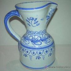 Antigüedades: BONITA JARRA DE TALAVERA...... ..SIN GOLPES NI DESCONCHES.. Lote 38620901