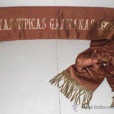 Antigüedades: ANTIGUA BANDA DE LAS FIESTA TÍPICAS GADITANAS - 1972 (ORIGINAL). CARNAVAL DE CÁDIZ.. Lote 38646656