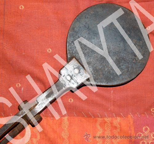 Antigüedades: Hostiero / galletero religioso - Foto 7 - 38656577