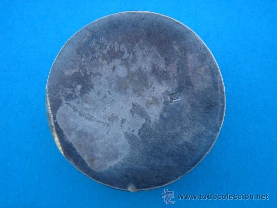 Antigüedades: DETALLE DE LA BASE -CONTRASTES- - Foto 3 - 38659034
