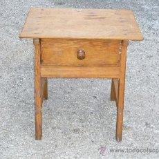 Antigüedades: MESA TOCINERA ANTIGUA. Lote 38716910