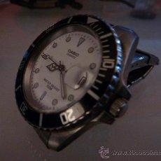 Relojes - Casio: RELOJ PULSERA EN ACERO UNISEX MARCA CASIO. Lote 38728141