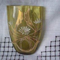 Antigüedades: VASO FALTRIQUERA ART NOUVEAU. Lote 38739002