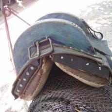 Antigüedades: SILLA DE ENGANCHE PARA CARRO DE VARAS. Lote 38746631
