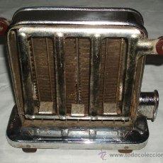 Antigüedades: TOSTADORA DE PAN ANTIGUA. Lote 38769803