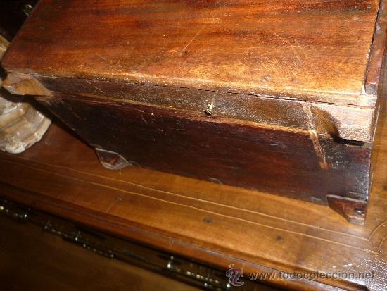 Antigüedades: ARQUILLA INDOPORTUGUESA.FINALES SIGLO XVIII. - Foto 6 - 118765011