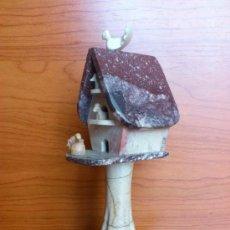 Antigüedades: PALOMAR EN PIEDRA TALLADA. Lote 38834476