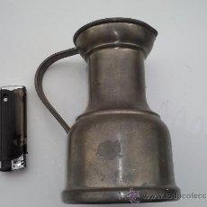 Antigüedades: JARRA DE ZINC. Lote 38849750