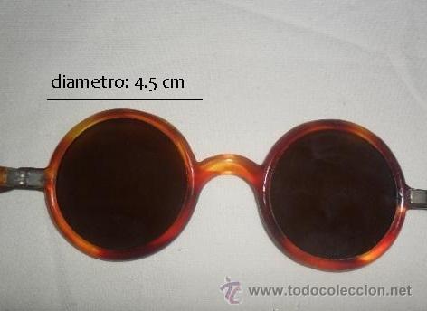 Sol Años 20 Vendido Subasta Gafas De 37870546 Antiguas En jq35A4RL