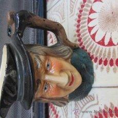 Antigüedades: TOBY JUG JARRA PORCELANA SIN MARCA. Lote 38871915