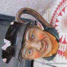Antigüedades: TOBY JUG JARRA PORCELANA SIN MARCA. Lote 38871943