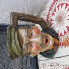 Antigüedades: TOBY JUG JARRA PORCELANA SIN MARCA. Lote 38871963