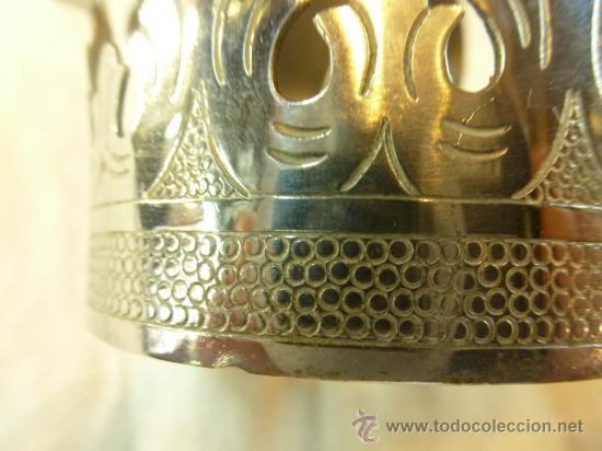 Antigüedades: CORONA DE METAL - Foto 8 - 38958925