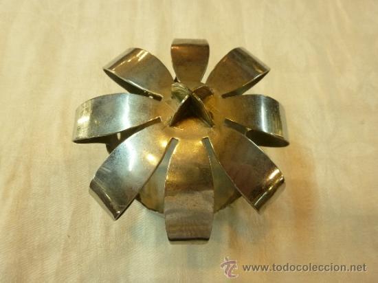 Antigüedades: CORONA DE METAL - Foto 7 - 38958925