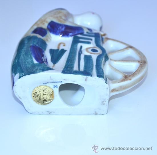 Antigüedades: SARGADELOS. FIGURA ***EL AFILADOR***. VER FOTOS ADICIONALES - Foto 3 - 38929278