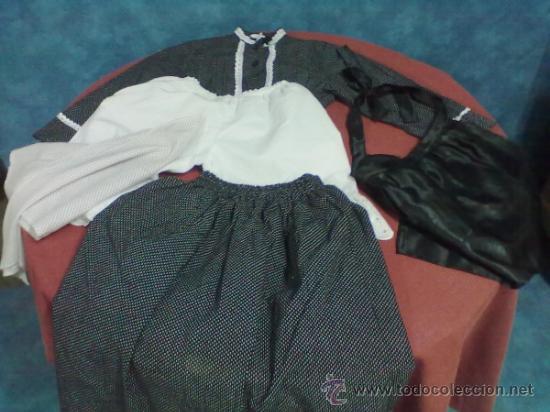 TRAJE REGIONAL VASCO (Antigüedades - Moda y Complementos - Infantil)