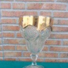 Antigüedades: COPA GRANDE CON DORADO,CALIZ. Lote 38942470