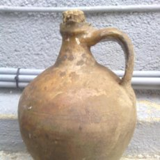 Antigüedades: ANTIGUO CANTARILLO O ACEITERA .. Lote 38947697