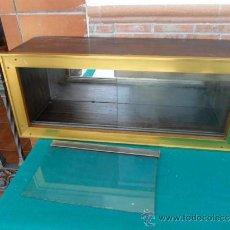Antigüedades: PEQUEÑA VITRINA EXPOSITOR. Lote 38970117