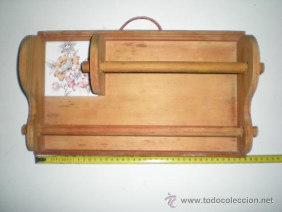Antiguo expositor de cocina para papel albal e comprar for Utensilios de hogar