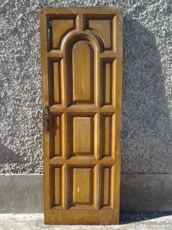 Antiguas puertas de pino con cuarterones comprar for Puertas de cuarterones antiguas