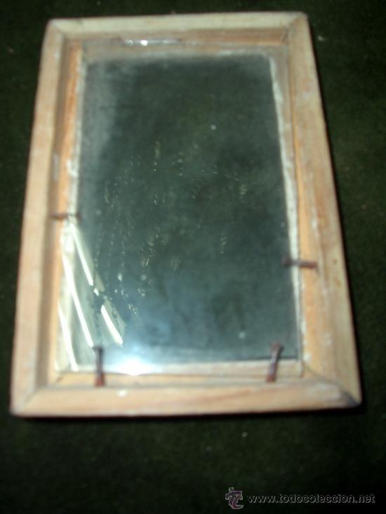 Antigüedades: Pequeño marco dorado. Ideal para las pinturas en miniatura. - Foto 2 - 39083007