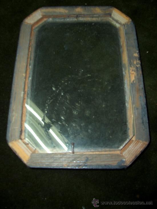 Antigüedades: Pequeño marco. Ideal para las pinturas en miniatura. - Foto 2 - 39083071