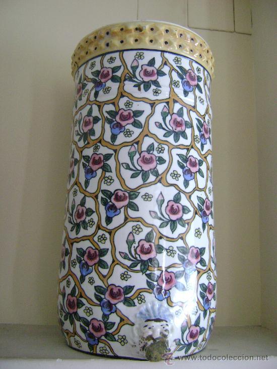 AGUAMANIL.MANISES (Antigüedades - Porcelanas y Cerámicas - Manises)