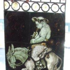 Antigüedades: VIDRIERA. Lote 39179623