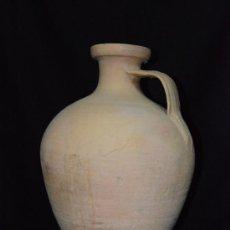 Antigüedades: ANTIGUO CANTARO DE PUENTE DEL ARZOBISPO (TOLEDO). Lote 39227721