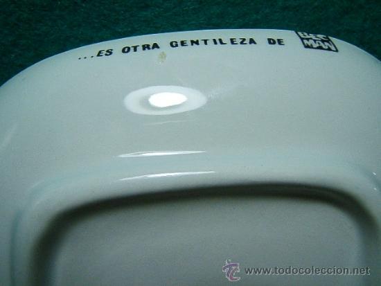 Antigüedades: DON QUIJOTE DE LA MANCHA-MIGUEL DE CERVANTES Y SAAVEDRA-PORCELANA OVIEDO SAN CLAUDIO Nº5-69-1960 ? - Foto 3 - 39207549