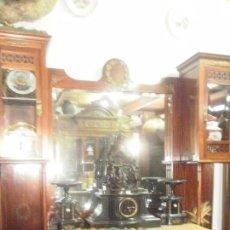 Antigüedades: APARADOR DE CAOBA. Lote 40007749