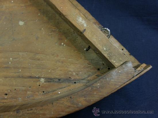 Antigüedades: REPISA ESTANTERÍA ESQUINERA MADERA NOGAL TEÑIDA NEGRO CHAPADO FINALES XVIII PPIOS XIX - Foto 15 - 39275183