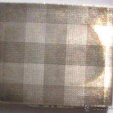 Antigüedades: EXTRAORDINARIA PITILLERA EN PLATA 900.ART DECO. REPUBLICA CHECA. 1930. Lote 39307407