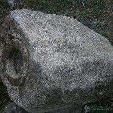 Antigüedades: PIEDRA. Lote 39334984